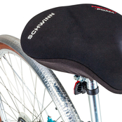 Schwinn Wide Memory Foam Seat Cover