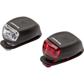Schwinn 11 Lumen Quick Wrap Light Set