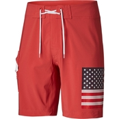 Columbia PFG Fish Series Board Shorts