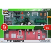 Agglo Deluxe Barn Play Set