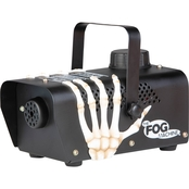 Gemmy Halloween Fog Machine with Skeleton Hand