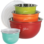 Fiesta 8 pc. Mixing Bowl Set