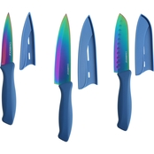 Cambridge Silversmiths Rainbow 6 pc. Cutlery Set