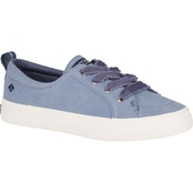 Sperry Women's Crest Vibe Twill Sneakers