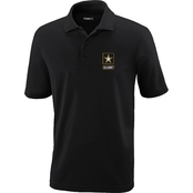 Life Signs Army Star Polo Shirt