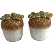 Rustic Harvest Acorn Salt and Pepper