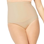 Avenue Plus Size Fat Free Hi-Waist Firm Brief