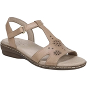 Natural Soul Naturalizer Brio Flat Sandals