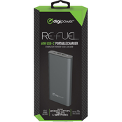 Digipower Re-Fuel 60W USB-C Portable Charger