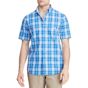 Chaps Easy Care Woven Button Down Shirt