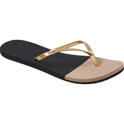 Reef Women's Bliss Toe Dip Sandals