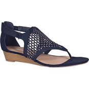 Avenue Indie Studded Wedge Sandals