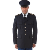 Enlisted Blue Coat Army Blue 450 (ASU)