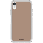 Fifth & Ninth Nudes Collection Taupless for Apple iPhone XR