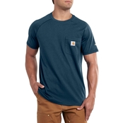 FORCE COTTON SS TEE RLXD FIT