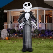 Airblown Inflatable Disney's Jack Skellington