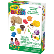 Crayola Dough Barnyard Friends 11 pc. Set