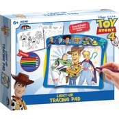 Disney Toy Story 4 Lite Up Tracing Pad