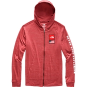 The North Face Americana Tri-Blend Full Zip Hoodie