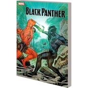 Marvel Black Panther Book 5: Avengers of a the New World Part 2