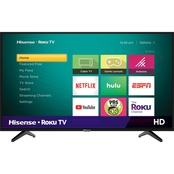 Hisense 32 in. 720p H4 Series Roku Smart TV 32H4F