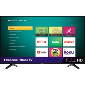 Hisense 40 in. 1080p H4 Series Roku Smart TV 40H4F
