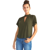 Rachel Roy Knot Top