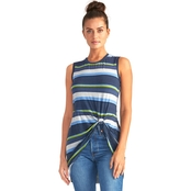 Rachel Roy Long Over Lean Top