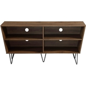 Walker Edison 52 in. Mid Century Modern Wood TV Stand