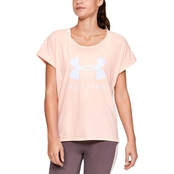 Under Armour Graphic Sportstyle Fashion Tee