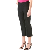 Michael Kors Petite Capri Pull On Pants