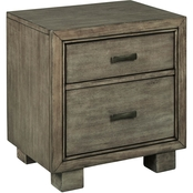 Signature Design by Ashley Arnett 2 Drawer Nightstand