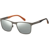 Fossil Metal Rectangle Sunglasses FOS2067S