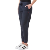 Tommy Hilfiger Ribbed Waistband Joggers with Side Taping