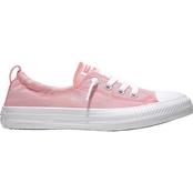 Converse Women's Chuck Taylor All Star Shoreline Slip Racer Shoes Pink