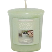 Yankee Candle Alpine Mint Sampler Votive