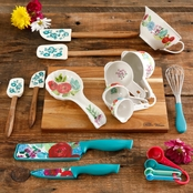 Pioneer Woman Clara 20 pc. Kitchen Tool Set