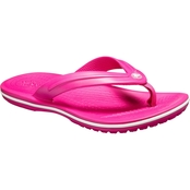 Crocs Grade School Girls Crocband Flip Flops