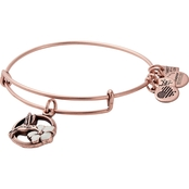 Alex and Ani Charity By Design, Hummingbird Charm Bangle