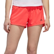 adidas Pacer 3 Stripe Woven Shorts