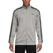 adidas Essential 3 Stripe Track Jacket