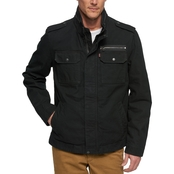 Levi's Cotton Military Jacket