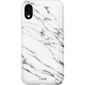 LAUT Design Huex Elements Marble Case for iPhone XR