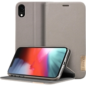 LAUT Design Prestige Folio Case for iPhone XR