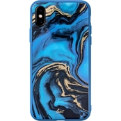 LAUT Design Mineral Glass Case for iPhone XS Max