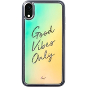 LAUT Design Good Vibes Only Case for iPhone XR