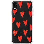 LAUT Design Queen of Hearts Case for iPhone XR