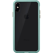 LAUT Design Accents Tempered Glass Case for iPhone XS/X