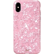 LAUT Design Pearl Series Case for iPhone XS / X