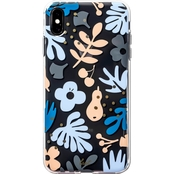LAUT Design Secret Garden Case for iPhone XS Max